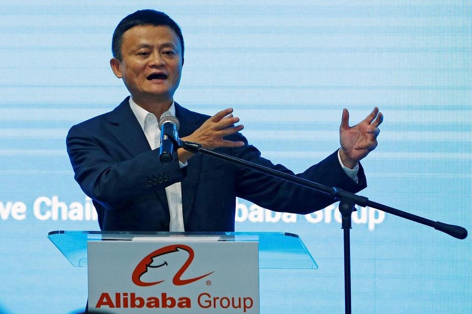 Alibaba Jack Ma summuned