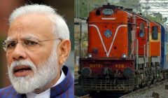 modi government and irctc