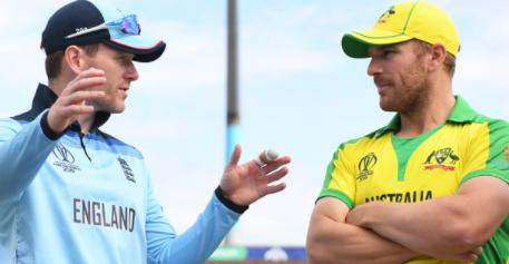 Australia tour of England