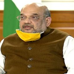 Union Home Minister Amit Shah recovers