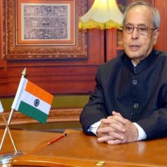 former president pranab mukherjee died