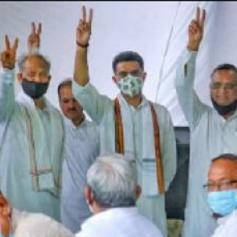 ashok gehlot wins confidence vote