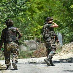 Terrorist attack in Baramulla