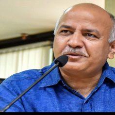 manish sisodia says online education