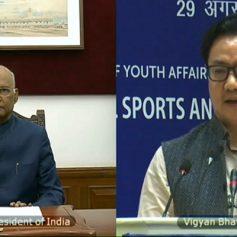 Govt enhances prize money in Khel Ratna