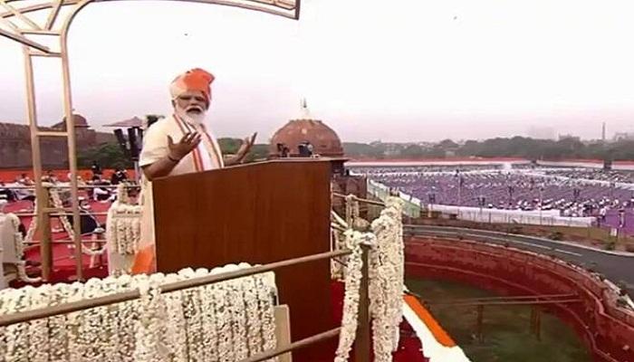 pm modi speech on indian army