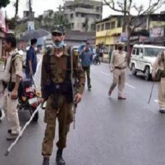 curfew imposed in assam