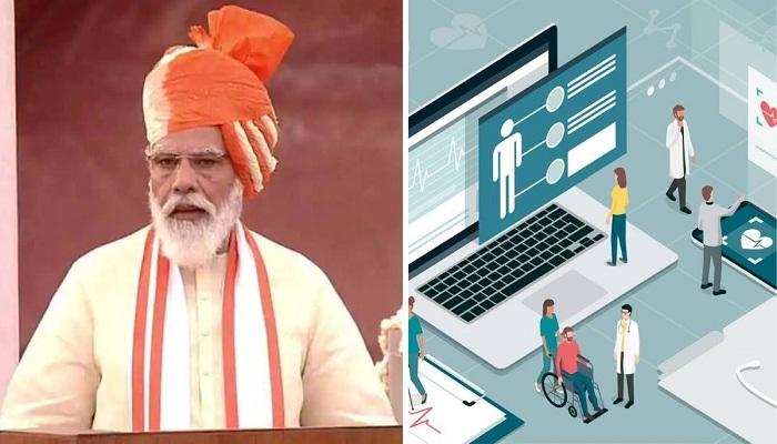 national digital health mission id