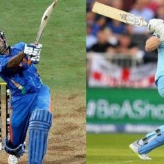 morgan broke dhoni record