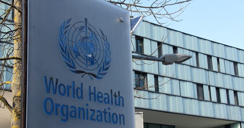 WHO warns vaccine nationalism