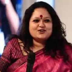 Ankhi Das receives threats
