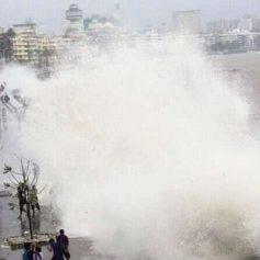 Mumbai High Tide Alert