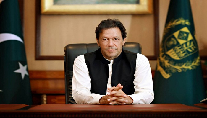 imran khan says