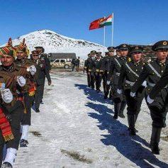 government statement on ladakh clash
