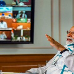 pm meeting with chief ministers