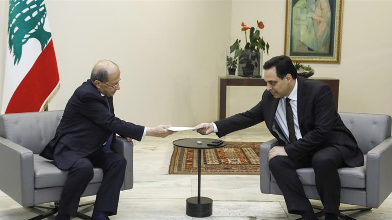 Lebanon Government Resigns
