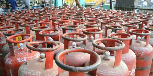 New prices of LPG cylinder