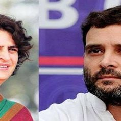 Rahul and Priyanka Gandhi tweeted