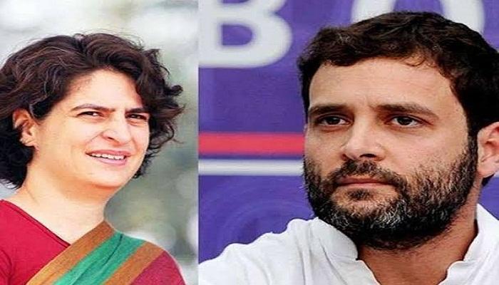 Rahul and Priyanka Gandhi tweeted