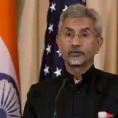foreign minister s jaishankar says