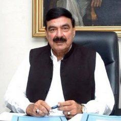 pakistan minister sheikh rasheed says