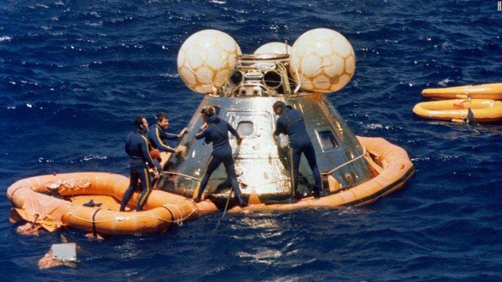 Nasa SpaceX crew return