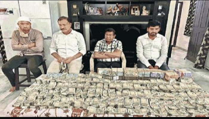 ACB raids Tehsildar's house