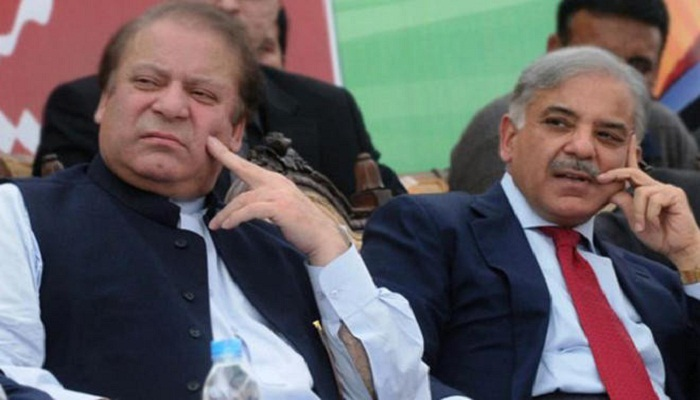 former cm Shahbaz Sharif arrested