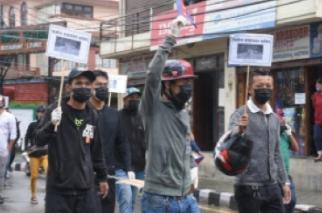 China seizes land in Nepal