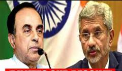 BJP MP Subramaniam Swamy says