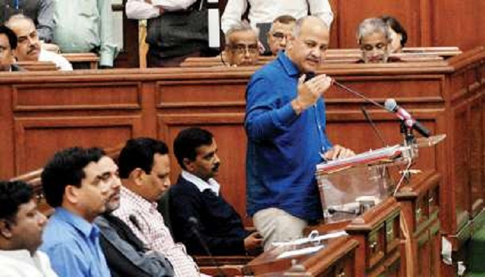 Manish Sisodia Suffering From Fever