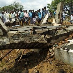 Explosion at cracker factory in Cuddalore