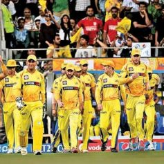 Good news for Chennai Super Kings