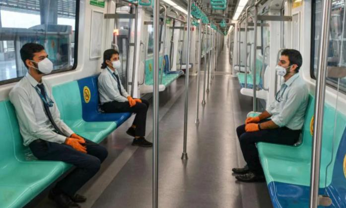 Delhi Metro to start running again