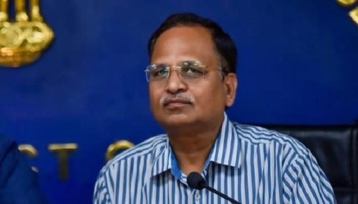 delhi health minister jain statement