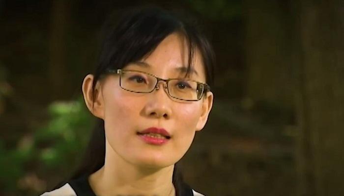 chinese virologist dr li meng yan says