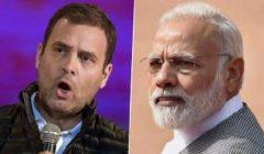 rahul gandhi attacks pm narendra modi