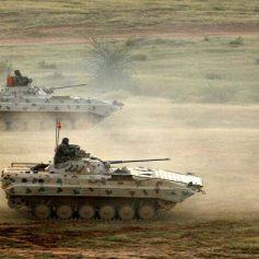 india china border tank deployment