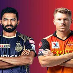 IPL 2020 SRH vs KKR