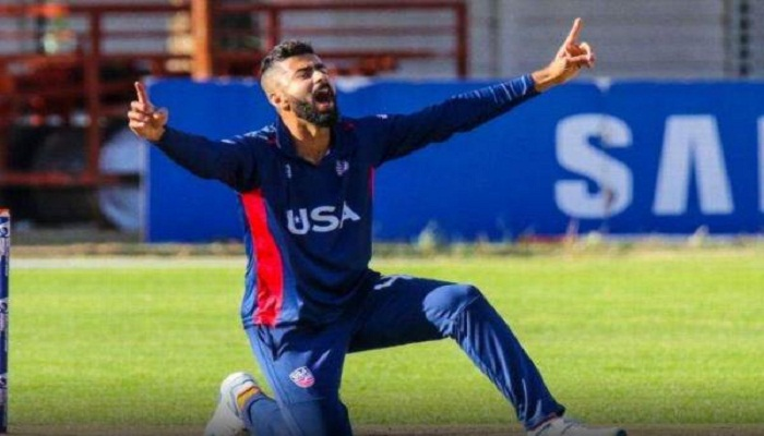 ali khan becomes first us cricketer