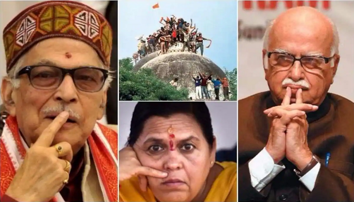 babri masjid demolition case