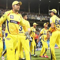 CSK start training from today