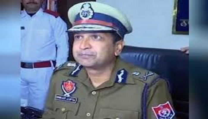 16 officers including DGP Punjab charged