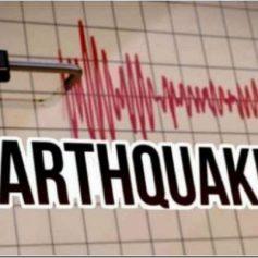 earthquake in jammu and kashmir