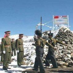 india china standoff ladakh lac