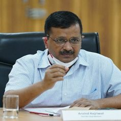 arvind kejriwal said covid 19 cases