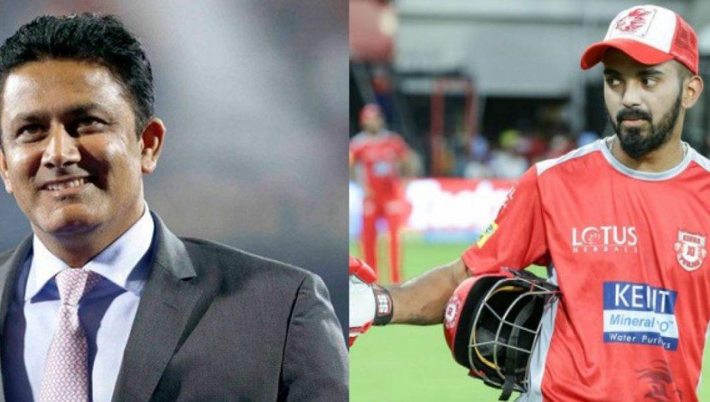 Punjab coach Kumble praises KL Rahul