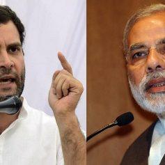 rahul gandhi attacks on pm modi