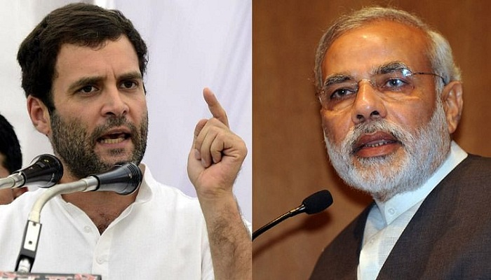 rahul gandhi attacks on pm modi