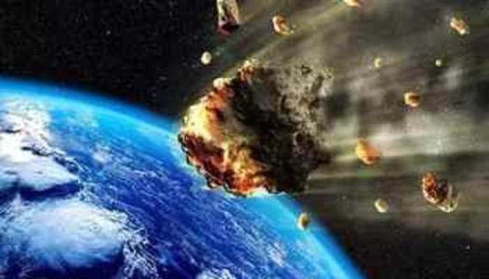nasa said today asteroid